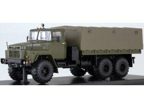 Start Scale Models - KrAZ-260, nákladní, 1/43