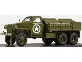 Start Scale Models - Studebaker US6 U5 cisterna, sovětská armáda, 1/43