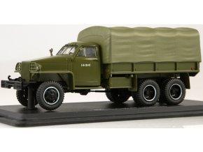 Start Scale Models - Studebaker US6 U5 nákladní, sovětská armáda, 1/43