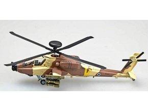 Easy Model - AH-64D Apache, izraelské letectvo, No.966, 1/72