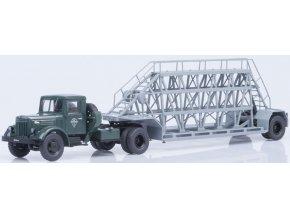 Start Scale Models - MAZ-200V s podvalníkem NAMI-790, 1/43