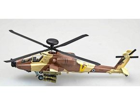 Easy Model - AH-64D Apache, izraelské letectvo, No.966, 1/72
