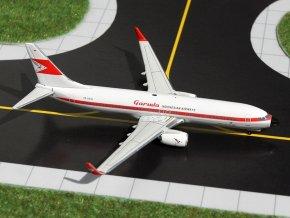 Gemini - Boeing B 737-8U3WL, dopravce Garuda Indonesia, Indonézie, 1/400