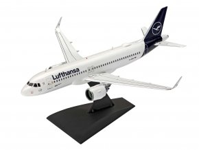 Revell - Airbus A320 neo, Lufthansa, Modelset 63942, 1/144