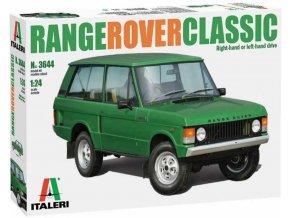 Italeri - Range Rover Classic, Model Kit 3644, 1/24