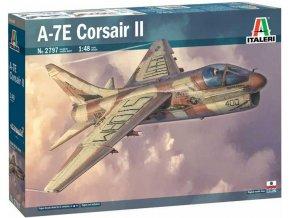 Italeri - LTV A-7E Corsair II, Model Kit 2797, 1/48