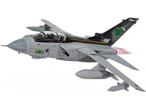 Corgi - Panavia Tornado GR.Mk 4, RAF, IXB Squadron Retirement Scheme, Marham, březen 2019, 1/72