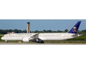 JC Wings - Boeing B787-10, dopravce Saudi Arabian Airlines, Saudská Arábie, 1/400