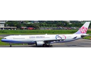 JC Wings - Airbus A330-300, společnost China Airlines, Čína, 1/400