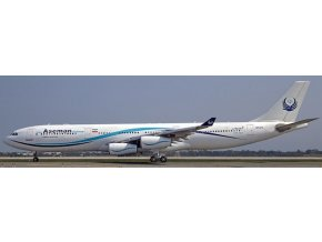 JC Wings - Airbus A340-300, společnost Iran Aseman Airlines, Irán, 1/400