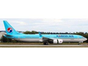 JC Wings - Boeing B 737-8MAX, dopravce Korean Air, Jižní Korea, 1/400
