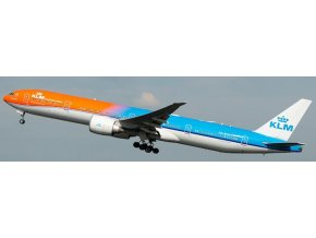 "Aviation 400 - Boeing B777-300ER, dopravce KLM ""Orange Pride"", Nizozemí, 1/400"