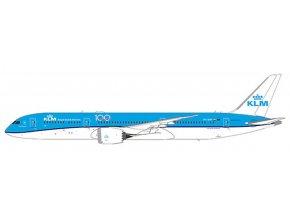 "NG Model - Boeing B787-9, dopravce KLM 100th Anniversary ""Tulip"", Nizozemí, 1/400"