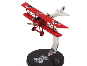 Wings of the Great War - Pfalz D.IIIa, Luftstreitkrafte Jasta 18, Hans Muller, 1918, 1/72