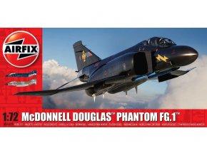 Airfix - McDonnell Douglas FG.1 Phantom, RAF, Classic Kit A06019, 1/72
