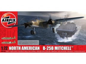 "Airfix - North American B-25B Mitchell,""'Doolittle Raid"", Classic Kit A06020, 1/72"