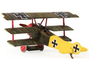 Wings of the Great War - Fokker Dr.I Triplane, Luftstreitkrafte Jasta 11, Lothar von Richthofen, 1918, 1/72