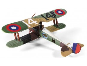 Wings of the Great War - Nieuport 28, US Army 95th Aero Sqn, Quentin Roosevelt, 1918, 1/72