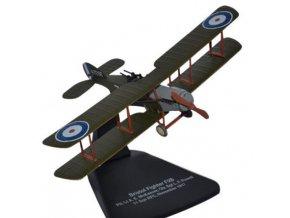 Oxford - Bristol F2B Royal Flying Corps No.11 Sqn, 1917, 1/72