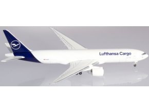Herpa - Boeing B777F, dopravce Lufthansa Cargo, Německo, 1/500