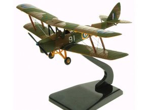 Aviation 72 - de Havilland DH82 Tiger Moth, RAF, T6818, 1/72
