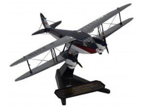 Oxford - de Havilland Dragon Rapide, Army Parachute Associsation, G-AGTM, 1/72