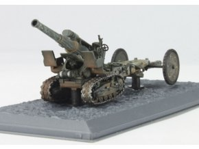 WarMaster - houfnice M1931 203 mm, sovětská armáda, Berlín, 1945, 1/72