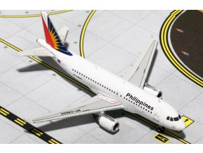 Gemini - Airbus A319, společnost Philippines Airlines, Filipíny, 1/400