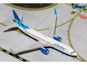 Gemini - Boeing B737-800, dopravce Pobeda, Rusko, 1/400