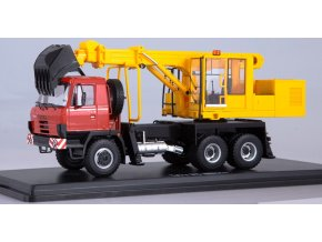 Start Scale Models - Tatra-815 UDS 114A Univerzální dokončovací stroj, 1/43