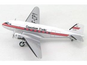 Hobbymaster - Douglas DC-3, Canadian Pacific Air Lines, 1940s, 1/200