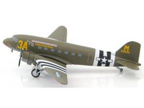 Hobbymaster - Douglas DC-3 / C-47 Skytrain, USAAF 53rd TCS, 1/200