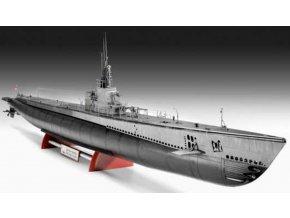 Revell - ponorka třídy GATO-CLASS, US NAVY, Plastic ModelKit 05168, 1/72