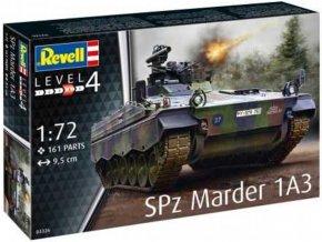 Revell - SPz Marder 1A3, Plastic ModelKit 03326, 1/72