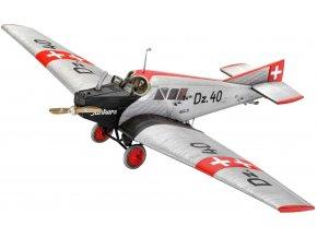Revell - Junkers F.13, Modelset 63870, 1/72