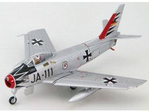 Hobbymaster - Canadair Sabre Mk 6, Luftwaffe JG 71, Erich Hartmann, 1/72