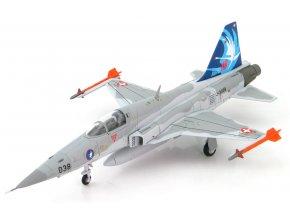 HobbyMaster - Northrop F-5E Tiger II, švýcarské letectvo, výroční zbarvení, 1/72
