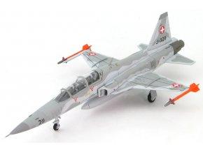 HobbyMaster - Northrop F-5F Tiger II, švýcarské letectvo, 16.squadrona, 2014, 1/72