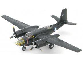 Hobbymaster -  Douglas A-26B Invader, ROCAF 34th Sqn, #844, Taiwan, 1958, 1/72