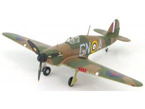 HobbyMaster - Hawker Hurricane Mk I, RAF No.249 Sqn, James Nicolson, Anglie, 1940, 1/48