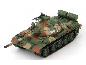 Hobbymaster - T-55A, kubánská armáda, 1975, 1/72