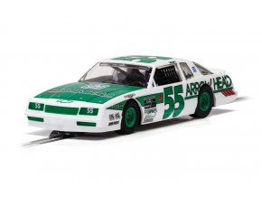 SCALEXTRIC - Autíčko Chevrolet Monte Carlo - Green & White No.55, Super Resistant SCALEXTRIC C4079, 1/32
