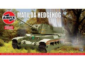 Airfix - Matilda, Classic Kit VINTAGE A02335V, 1/76