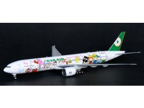 JC Wings - Boeing B777-35EER, dopravce EVA Air, Taiwan, 1/200
