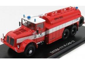 Premium ClassiXXs - Tatra 111 R CAS-12, SDH Jirny, 1/43