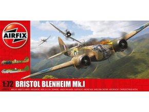 Airfix - Bristol Blenheim Mk.I, Classic Kit A04016, 1/72