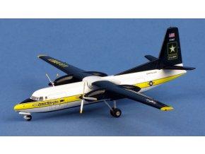 Aero Classics - Fokker F27, dopravce US Army Golden Knights,1/200