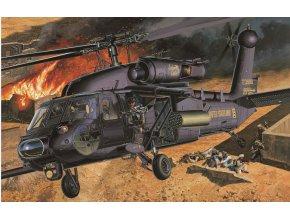 Academy - Sikorsky AH-60L DAP Black Hawk, Model Kit 12115, 1/35