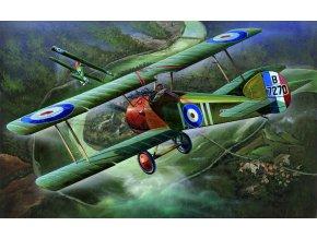 Academy - Sopwith Camel F-1, Model Kit 12109, 1/32