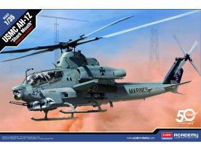 Academy - Bell AH-1Z Viper, USMC, Model Kit 12127, 1/35